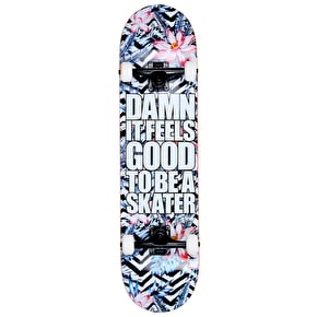 Blind Damn Plantlife Custom Skateboard 8