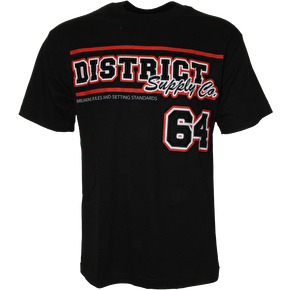 District Supply Co. Team T-Shirt - Black