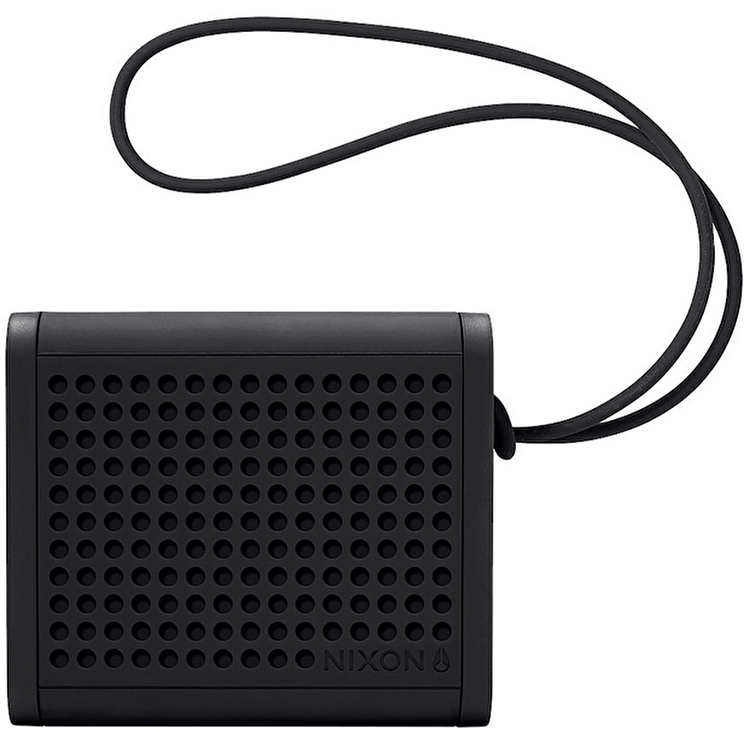 Nixon Mini Blaster Portable Speaker - Black