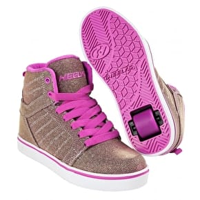 Heelys Uptown - Gold/Purple Colourshift