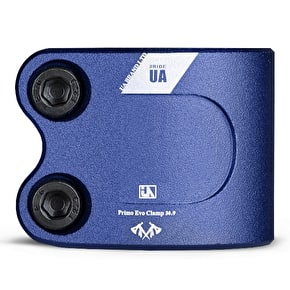 UrbanArtt Evo Double Collar Clamp - Blue