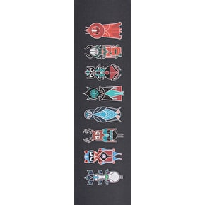 Primitive Pendleton Zoo Skateboard Grip Tape - Team