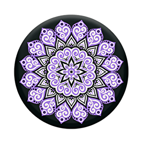 Popsockets - Peace Mandala Purple