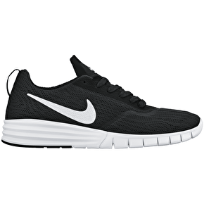 Nike SB Paul Rodriguez 9 R/R Shoes - Black/White