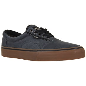 Vans Rowley [Solos] Shoes - (XTuff) Black/Gum