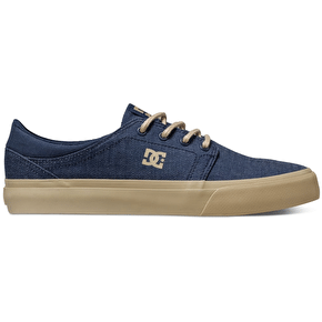 DC Trase TX SE Shoes - Navy/Khaki