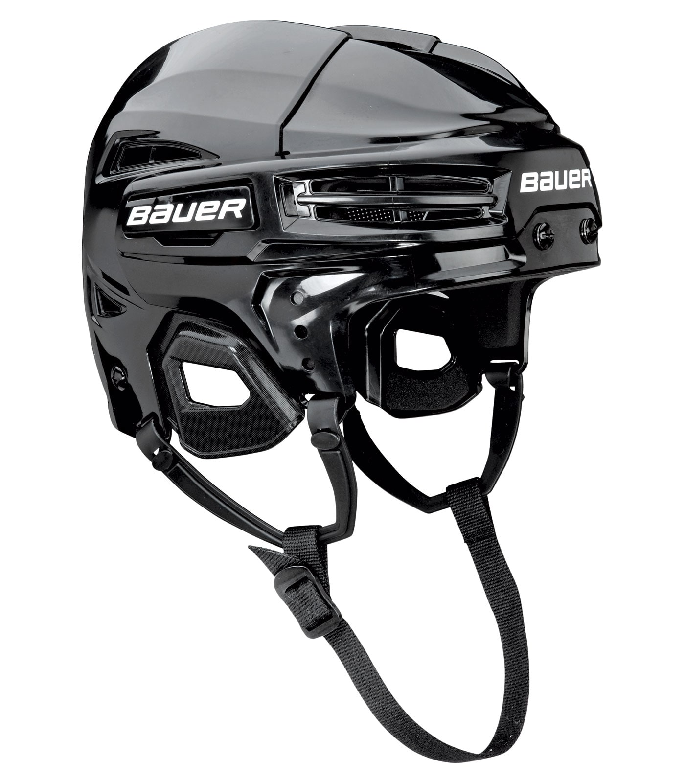 Image of Bauer IMS 5.0 Helmet - Black