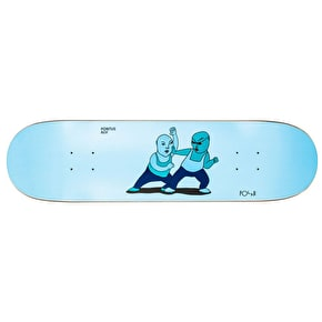 Polar Fight Club Skateboard Deck - Pontus Alv 7.875