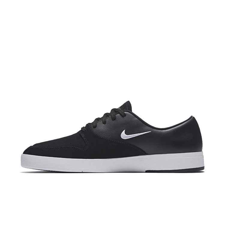 Nike SB Zoom P-Rod X Skate Shoes - Black/White