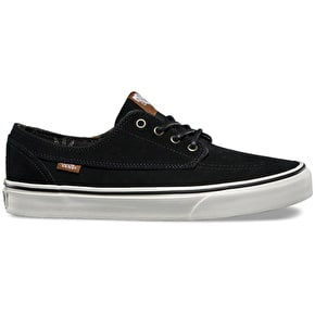 Vans Brigata Shoes - (Desert Tribe) Black