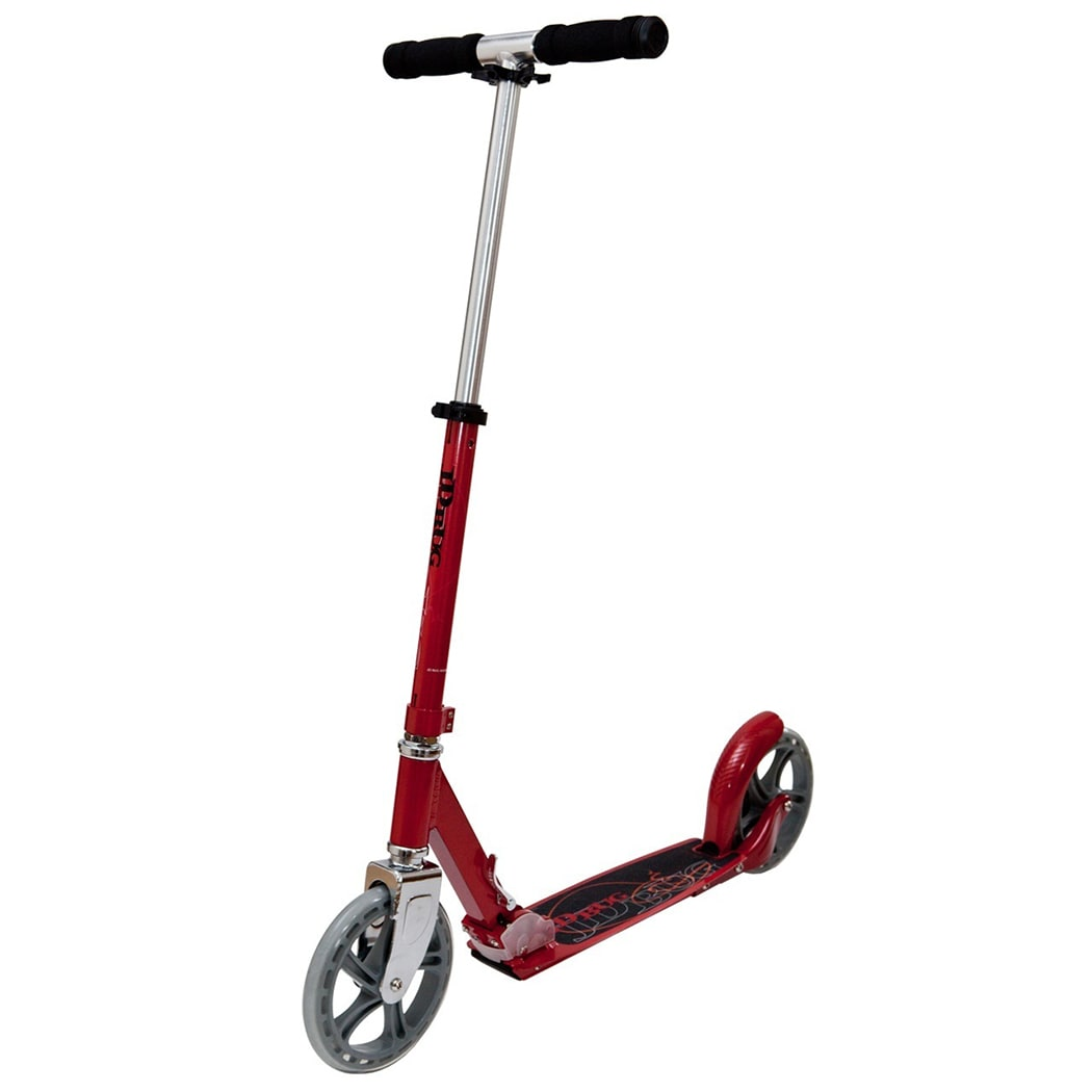 JD Bug Folding Scooter  Street MS200 Red Glow Pearl