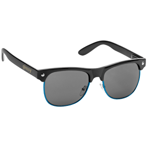 Glassy Sunhaters Shredder - Black/Blue Trim