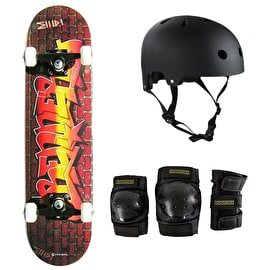 Renner A Series Complete Skateboard Bundle