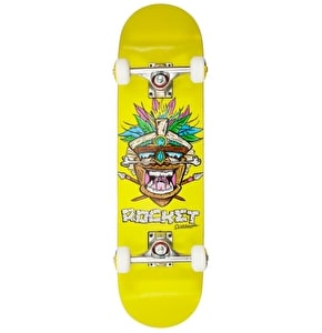 Rocket Mini Tiki Complete Skateboard - Earth