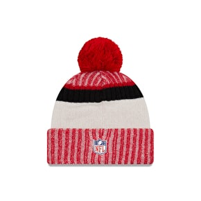 New Era NFL Sideline Beanie - San Francisco 49ers