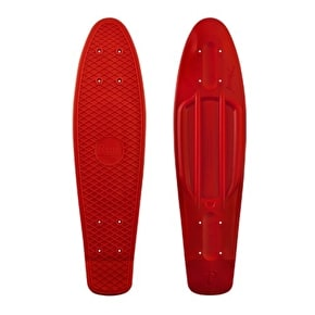 B-Stock Penny 22'' Skateboard Deck - Red (Scratched)