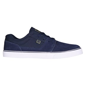 DC Tonik Skate Shoes - Navy