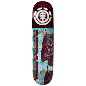 Element Overprint Skateboard Deck - Westgate 8
