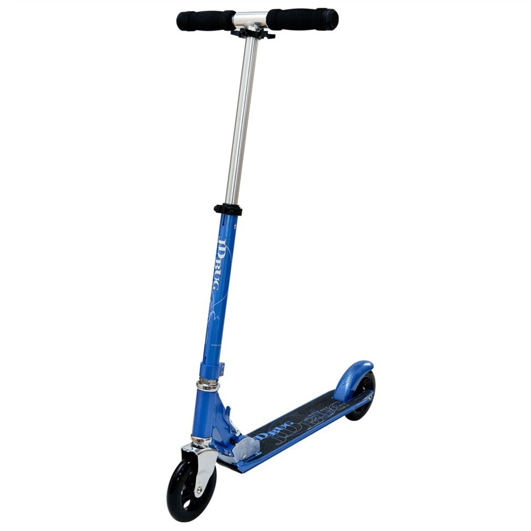 JD Bug Folding Scooter  Street MS150 Reflex Blue