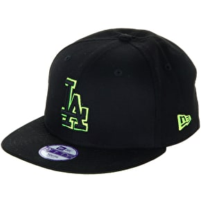 New Era Junior 9Fifty Snapback Cap - LA Dodgers - Pop