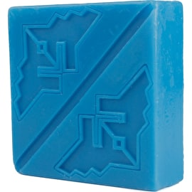 Fracture Wings Skateboard Wax - Blue