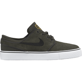 Nike SB Stefan Janoski Kids Shoes - Sequoia/Black