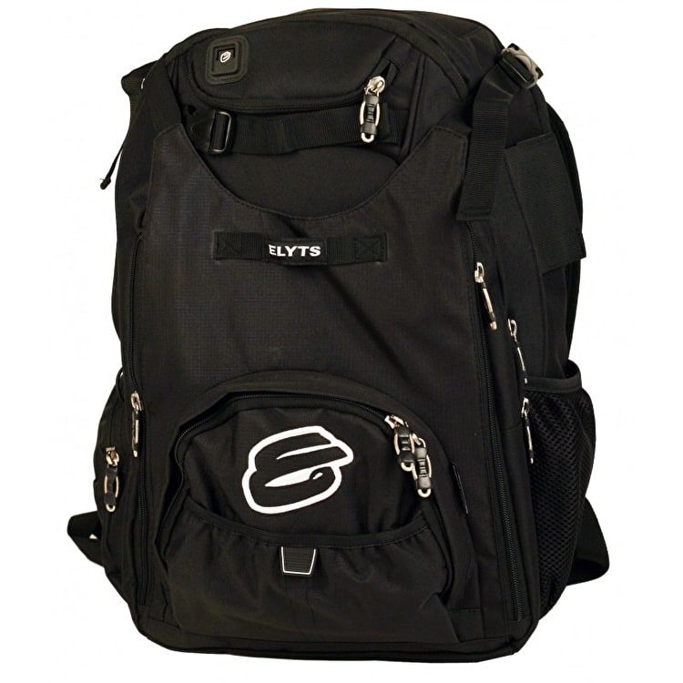 Elyts Backpack - Black/White