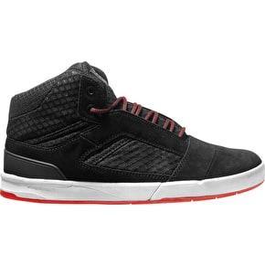 Globe The Heathen Hi S2 - Black/Red