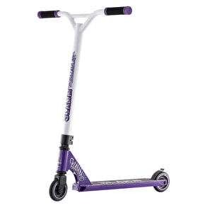 Slamm Urban III Xtrm Complete Scooter - Purple
