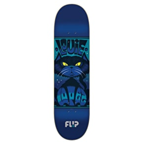 Flip Skateboard Deck - Mercenaries Lopez - Blue 8.25''