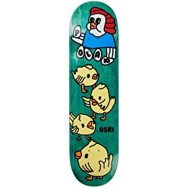 Polar Rozenberg - Chicken Mama Skateboard Deck 8