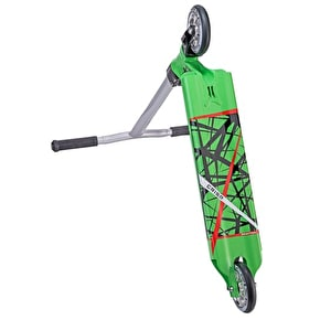Crisp Inception 2016 Complete Scooter - Wild Green /Silver