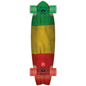 Globe Chromantic Cruiser - Rasta Flag 33.1
