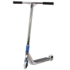 Blazer Pro x UrbanArtt Custom Scooter - Chrome/Blue