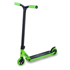 B-Stock Sacrifice Flyte 100 Complete Scooter - Green / Black (Box Damage)
