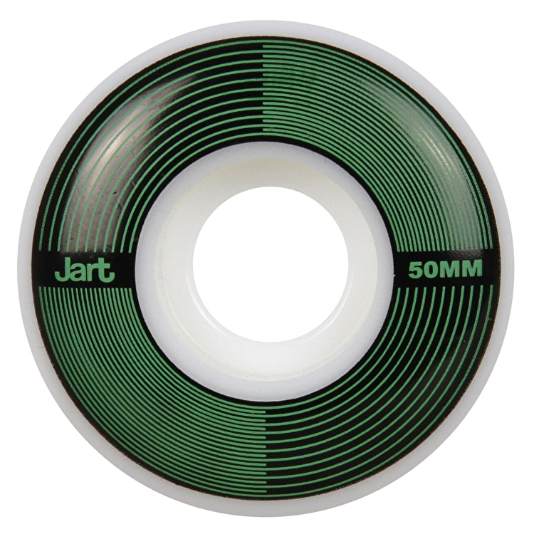 Jart RPM 102a Skateboard Wheels - Green 50mm
