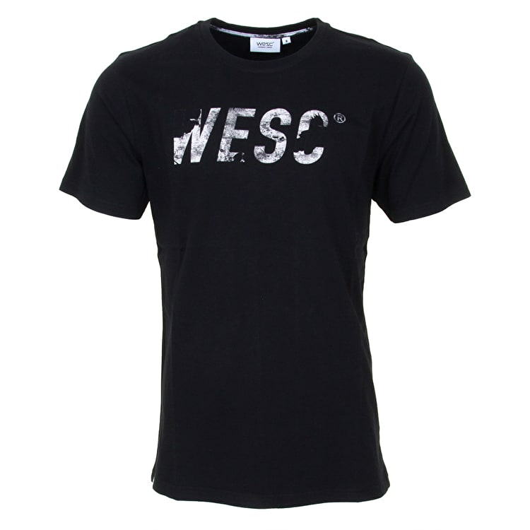 WeSC Marlow T-Shirt - Black