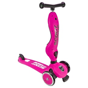 Scoot And Ride Highwaykick Complete Scooter - Pink