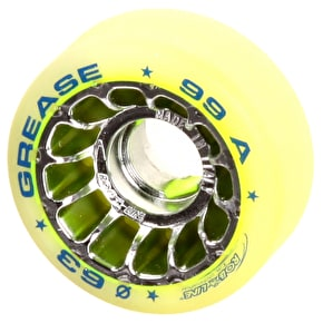 Roll Line Grease 63mm Wheels 99A (8pk)