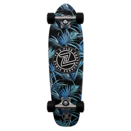 Z-Flex Night Jungle Complete Cruiser Skateboard 27