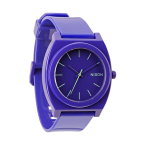 B-Stock Nixon Time Teller P Watch - Purple (Box damage)