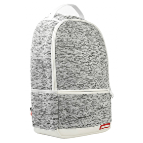 Sprayground Grey Knit Cargo Backpack