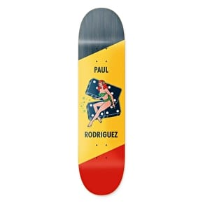 Primitive Pin Up Rodriguez Skateboard Deck - 8.0