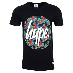 Hype Neon Reef Circle T-Shirt