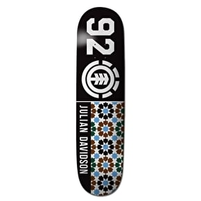 Element Pattern Classic Skateboard Deck - Julian 7.875''