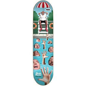 Skate Mental Pro Skateboard Deck - Pryor 8