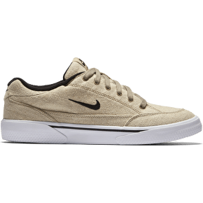 Nike SB Zoom GTS Skate Shoes - Khaki/Black