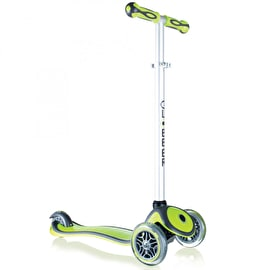 Globber My Free Up Primo Plus Complete Scooter - Lime Green
