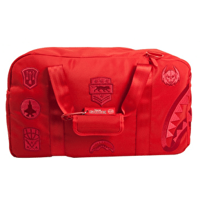 Sprayground Game Red Army Duffle Bag