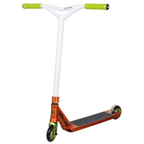 Phoenix Custom Scooter - Orange/White/Green